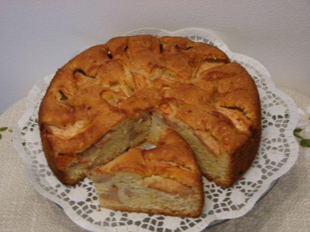 Przepis  szybkie ciasto z jabłkami przepis