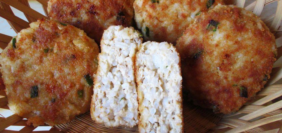 Kotlety mięsno- ryżowe (autor: katarzyna40)