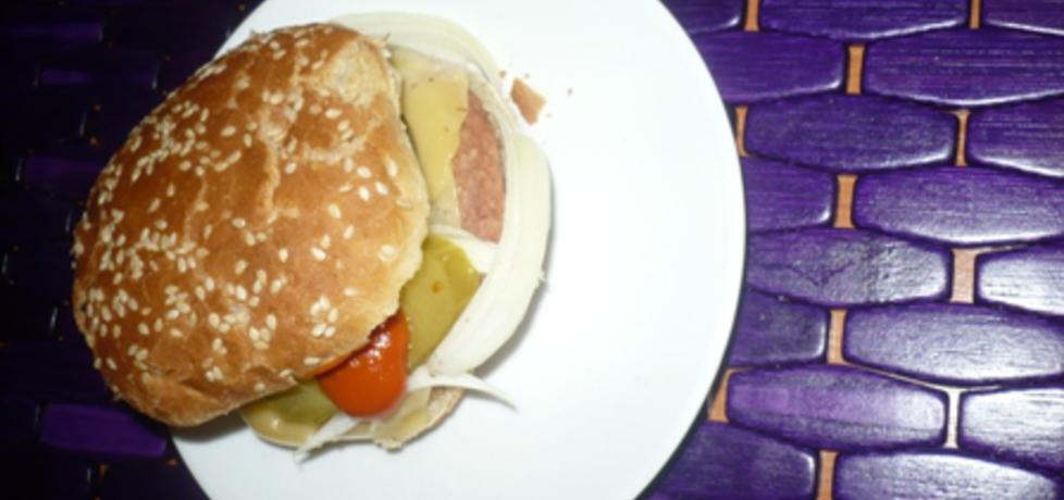 Szybka kolacja- hamburgery (autor: tetalicha)