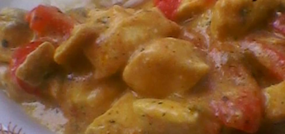 Kurczak smażony w sosie jogurtowym (autor: justyna223 ...
