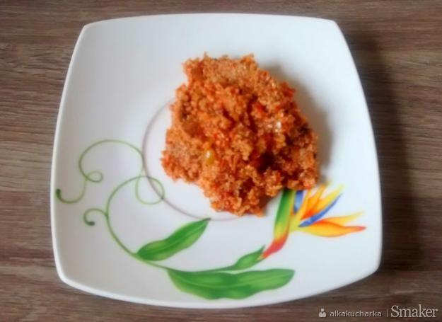 Pasta z suszonych pomidorów