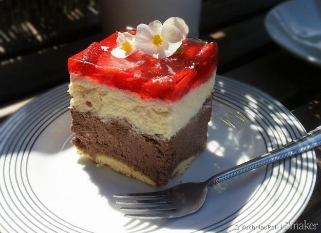 Melba ciasto