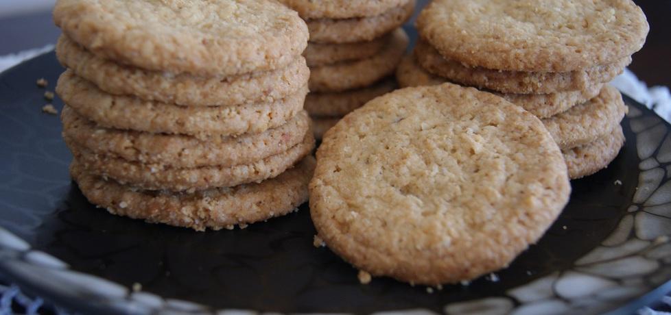 Smaczne i zdrowe ciasteczka owsiane. (autor: ana1 ...