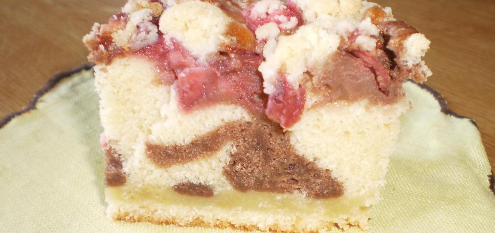 Pyszne ciasto z truskawkami (autor: anja3107)