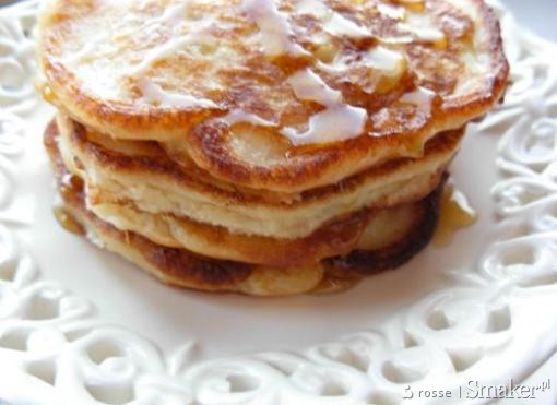 Pancakes kokosowo-bananowe