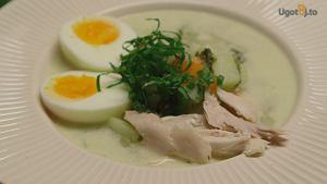 Szczawiowa z jajkiem na twardo  prosty przepis i składniki
