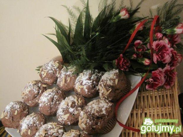 Muffinki piernikowe  super przepis