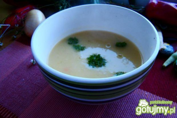 Przepis na: zupa krem z selera