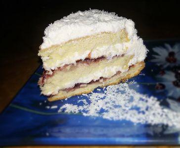 Tort śnieżny