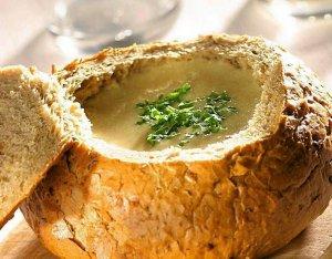 Zupa czosnkowa  prosty przepis i składniki