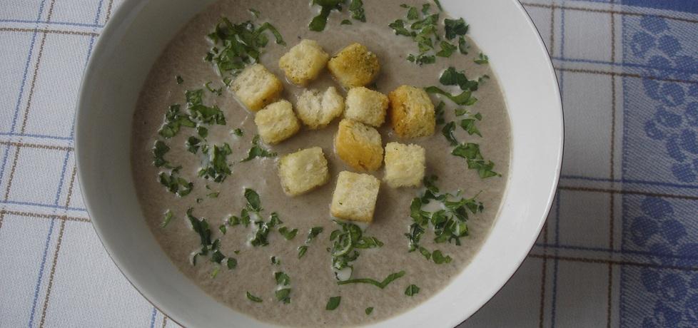 Zupa krem z pieczarek (autor: cukiereczek)