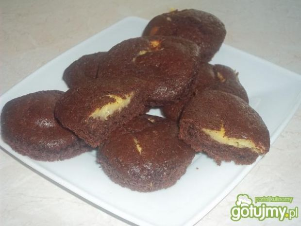 Muffinki z budyniem (desery i przekąski dla dzieci)