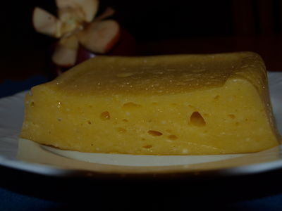 Domowy ser żółty