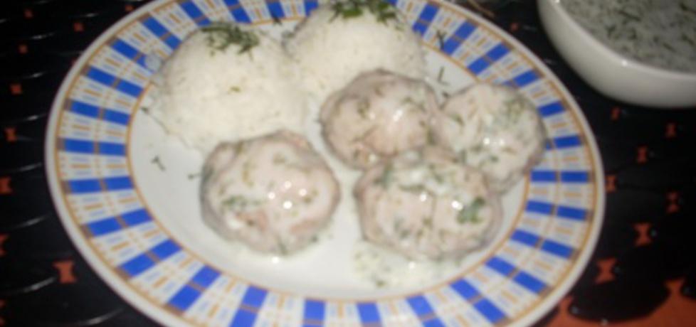 Pulpety z sosem koperkowym (autor: botwinka)
