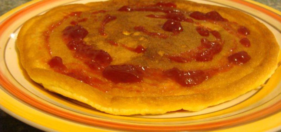 Puszysty omlet na słodko (autor: olla85)