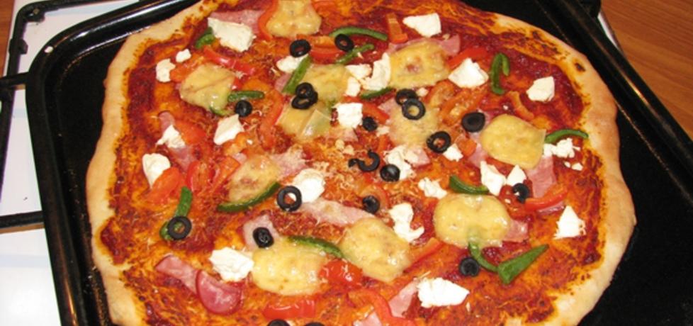 Pizza z fet? (autor: banditka)