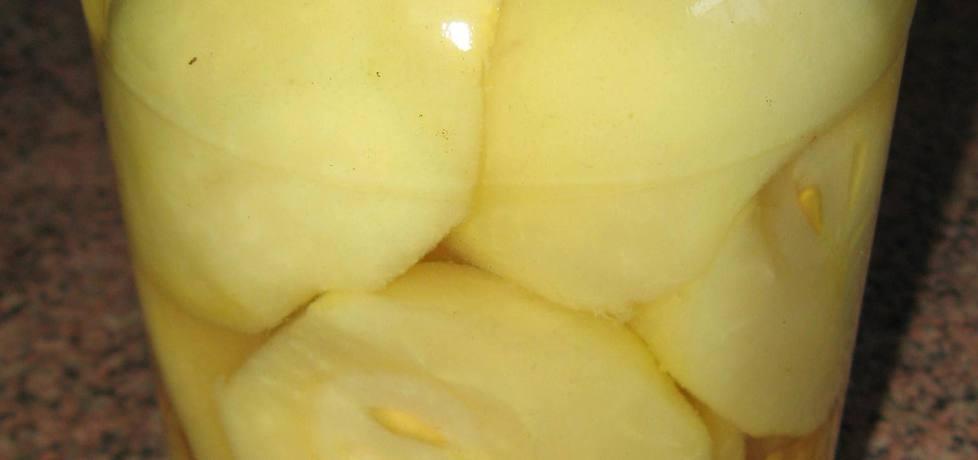 Kompot gruszkowy na zimę (autor: plocia)