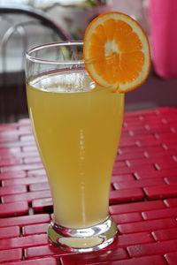 """""""domowy napój pomarańczowy"""""""