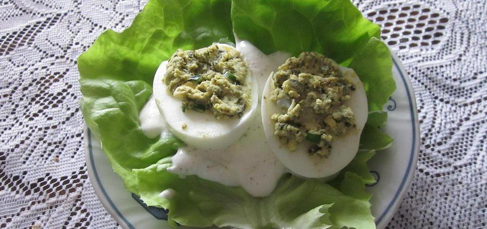 Jajka faszerowane szczawiem (autor: halina17)