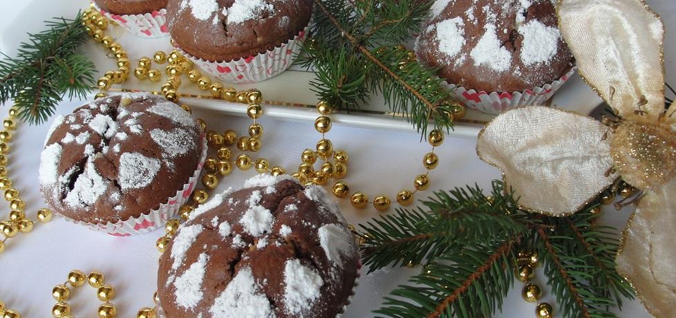Korzenne muffinki z twarożkiem (autor: alaaa)