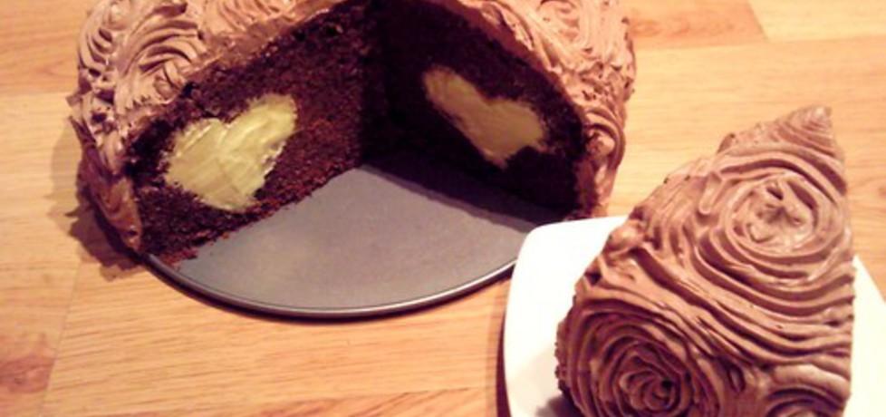 Piernikowy tort królewski (autor: iwusia)