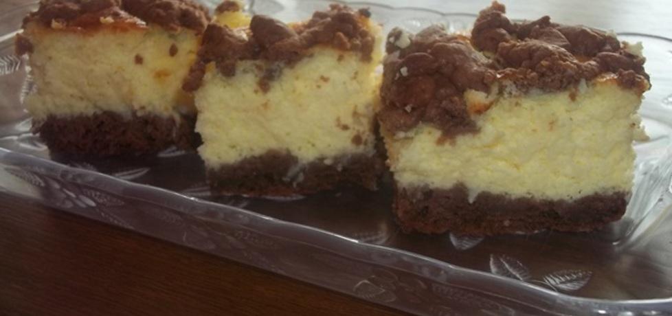 Ciasto z zapiekaną śmietaną (autor: madi356)