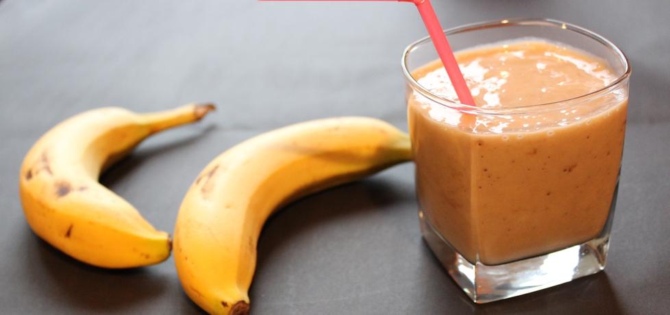 Koktajl bananowo  kawowy (autor: emciapichci)