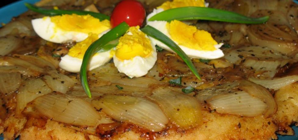 Odwrócona tarta cebulowa (autor: anna169hosz)