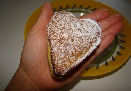 Muffinkowe serduszko