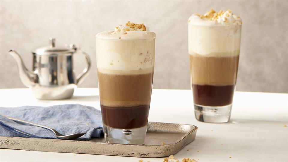 Napój kawowy – manhattan latte
