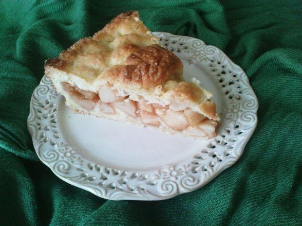 Przepis  ciasto z jabłkami  apple pie przepis