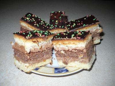 Ciasto czekoladowe z nutą pomarańczy