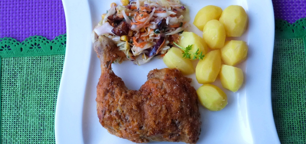Kurczak pieczony w majonezie (autor: renatazet)