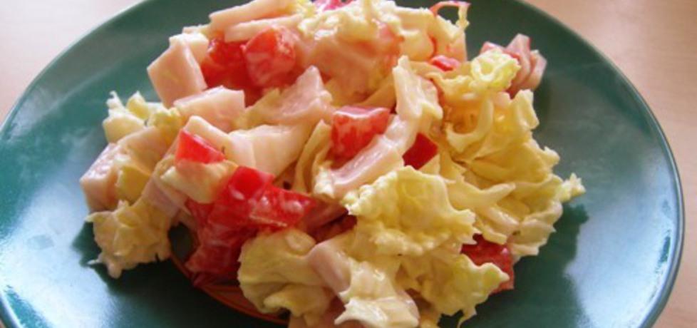 Poranna sałatka (dieta dukana) (autor: dorota61)