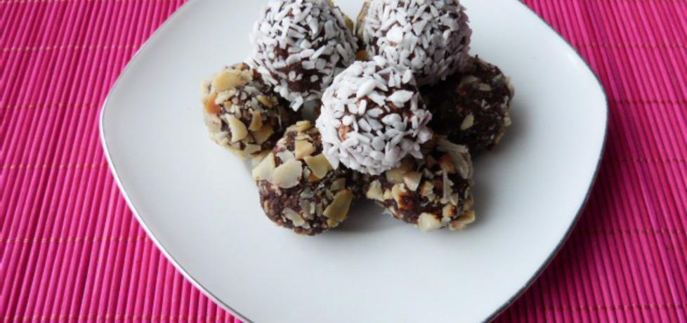 Kuleczki kawowe z waflami ryżowymi (autor: renatazet ...