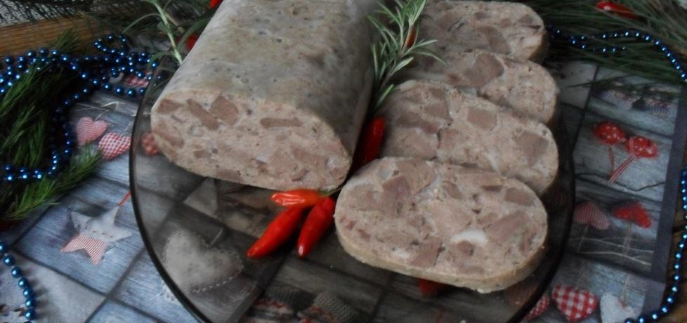Salceson wieprzowy (autor: urszula-swieca)