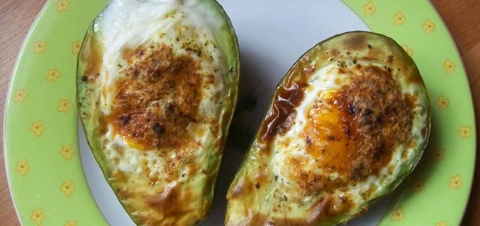 Jajka zapiekane w awokado (autor: migotka28)