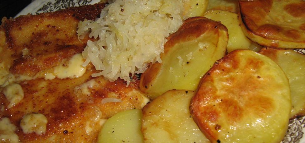 Smażone ziemniaki z serem w panierce (autor: hahanka ...