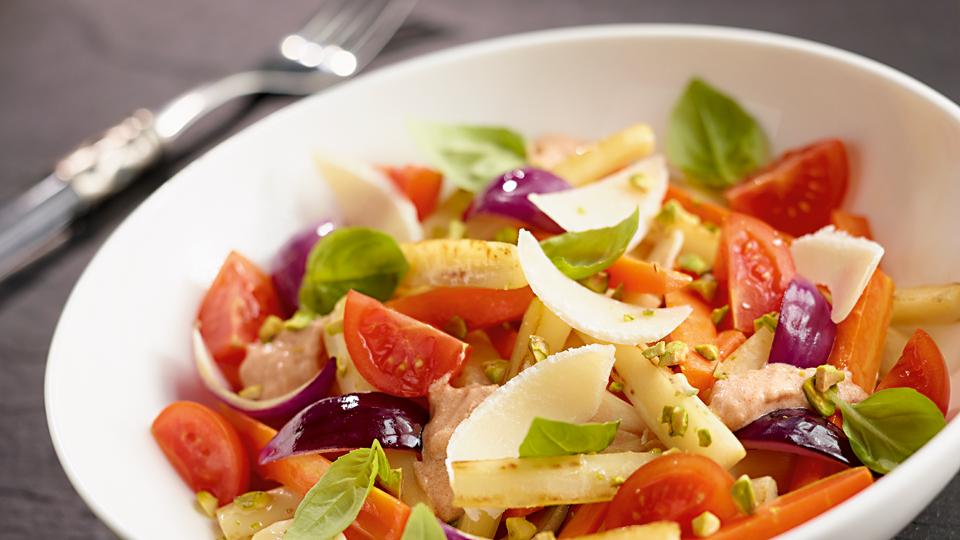 Przepis na warzywa z grilla
