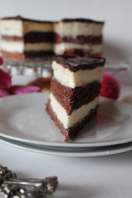 Przepis  ciasto czekoladowe milka przepis