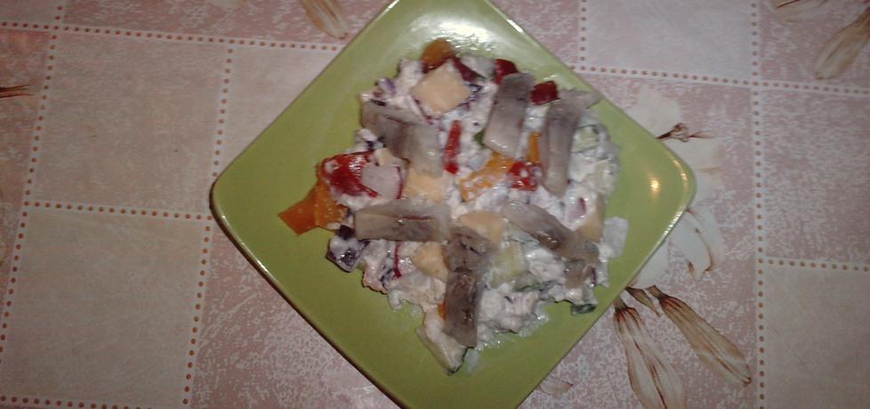 Sałatka z papryką (autor: halina17)