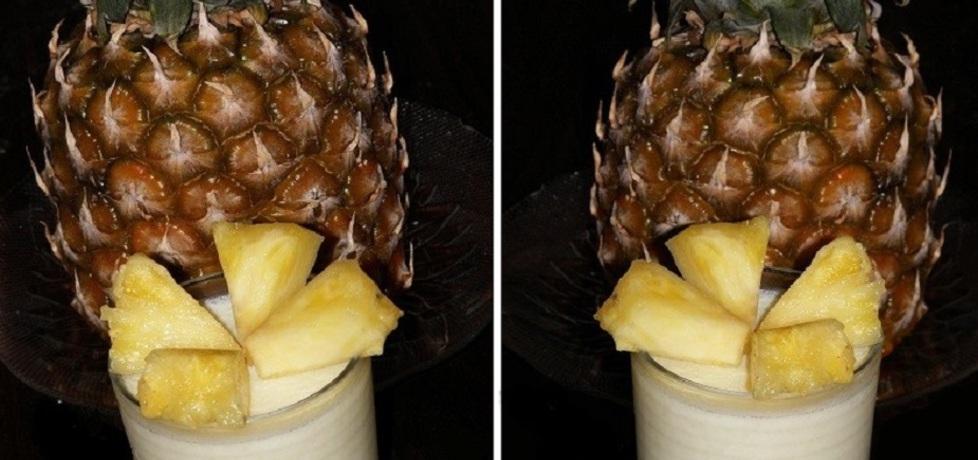 Deser piña colada z rumem (autor: habibi)