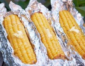 Grillowana kukurydza  prosty przepis i składniki
