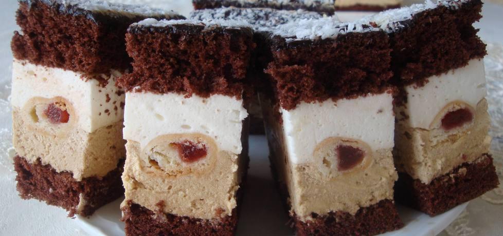 Ciasto z drożdżowymi wałeczkami (autor: jadwigajaga85 ...