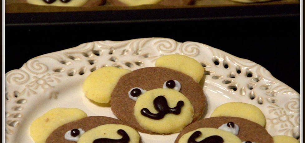 Ciasteczka misie (autor: mancia-w-kuchni)