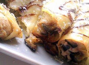 Cannelloni z bakłażanem i ricottą