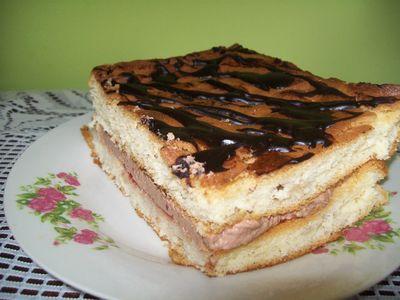 Ciasto z krówką