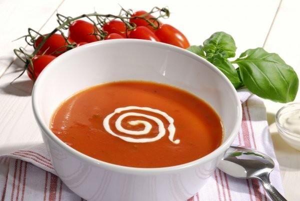 Przepis  włoska zupa pomidorowa przepis