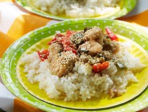 Zielone curry  prosty przepis i składniki