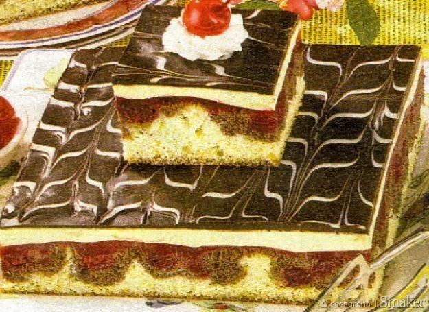 Ciasto marysieńka.